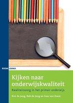 Kijken naar onderwijskwaliteit