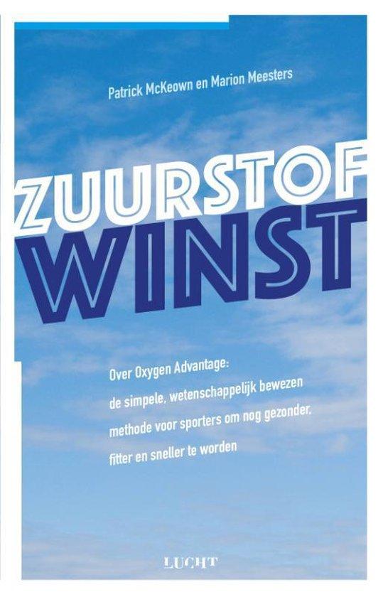 Boek cover Zuurstofwinst van Patrick McKeown