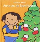 Boek cover Peuterlijn  -   Anna en de kerstboom van Kathleen Amant
