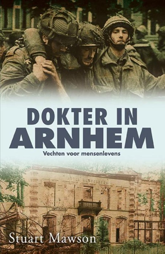Boek cover Dokter in Arnhem van Stuart Mawson (Paperback)