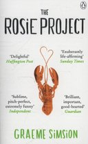 Boek cover The Rosie Project van Graeme Simsion (Paperback)