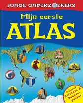 Mijn Eerste Atlas Jonge Onderzoekers