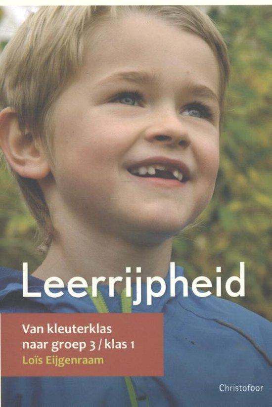 Boek cover Leerrijpheid van Loïs Eijgenraam (Paperback)