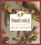 Boek cover Nerflanders-Serie  -   Niemand is zoals jij van Max Lucado (Hardcover)