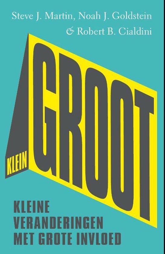 Boek cover kleinGROOT van Steve Martin (Paperback)