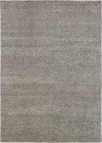 Brink en Campman - Yeti Brown Grey 51015 Vloerkleed - 140x200 cm - Rechthoekig - Laagpolig Tapijt - Design - Grijs, Taupe