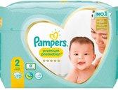 Pampers Premium Protection New Born - maat 2 mini (3-6kg) 32 stuks