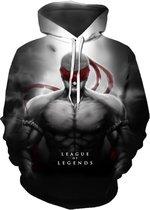League of Legends Hoodie - Lee Sin - Maat S