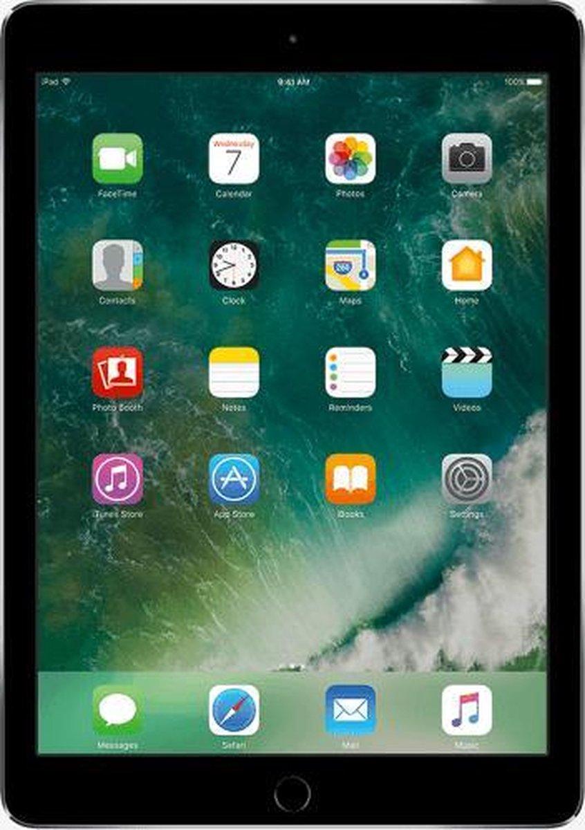 iPad Air 2 128GB Zwart Wifi Only | Licht gebruikt | B grade | 2 Jaar Garantie