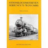 Stoomlocomotieven Serie NCS71-78 (NS3600)