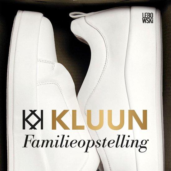 Boek cover Familieopstelling van Kluun (Onbekend)