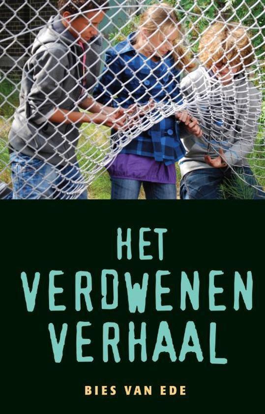 Cover van het boek 'Het verdwenen verhaal'