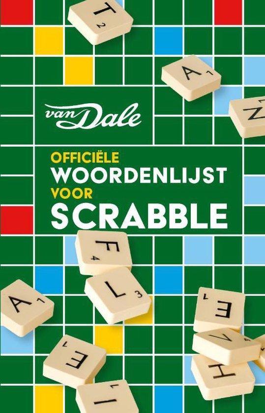 Afbeelding van Officiële Woordenlijst Voor Scrabble
