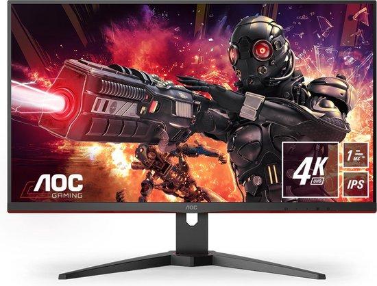 AOC U28G2AE - 4K Console Gaming Monitor - 28 Inch