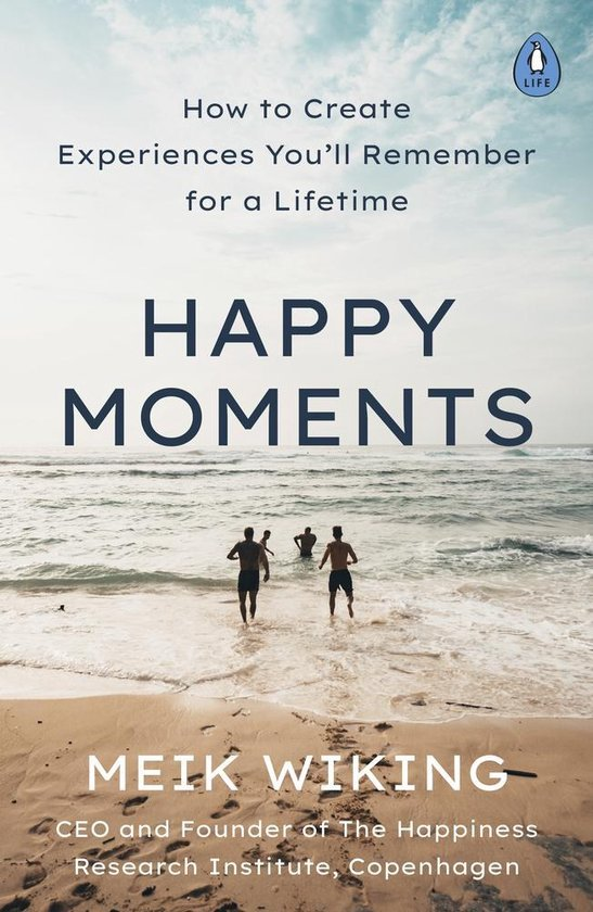 Boek cover Happy Moments van Meik Wiking (Paperback)