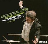 Staatsorchester Rhei - Symphony No4 In C Minor Op. 43