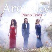 Arensky: Piano Trios
