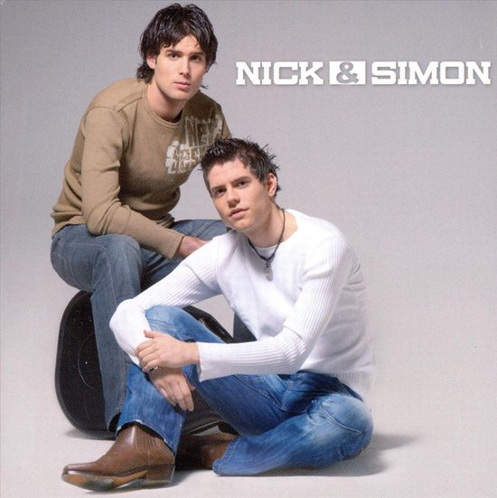 CD cover van Nick & Simon van Nick & Simon