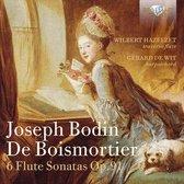 Joseph Bodin De Boismortier: 6 Flute Sonatas Op. 9