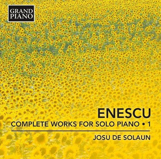 De Solaun Josu - Complete Wors For Solo Piano 1