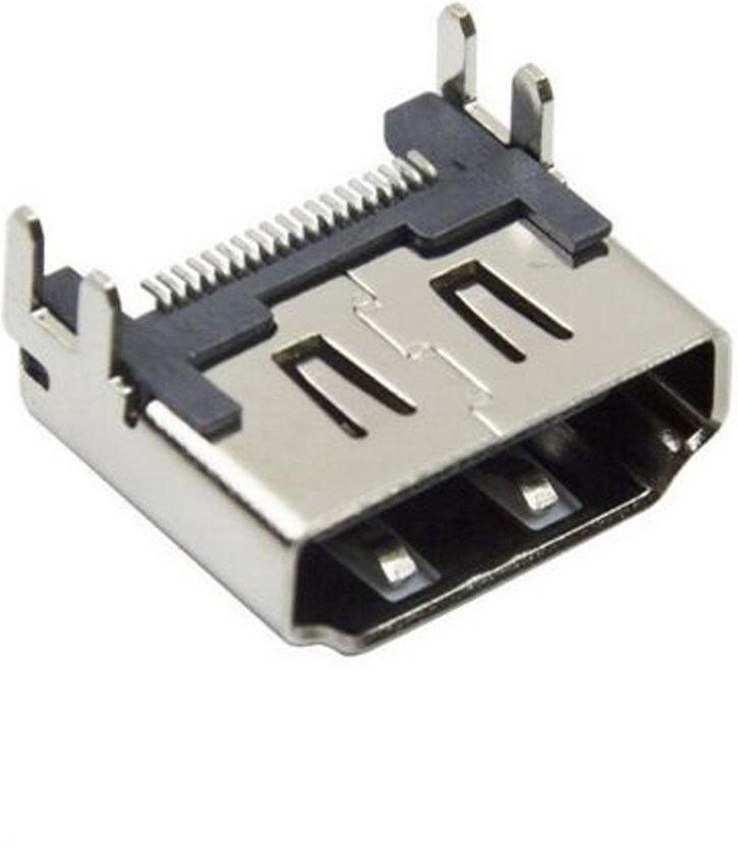 HDMI Female Connector Aansluiting Socket voor PlayStation PS4