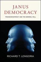 Boek cover Janus Democracy van Richard T. Longoria