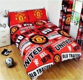 Manchester United FC dekbed 200 x 135