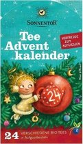 Lumeria Thee Sonnentor Adventskalender - 24 theesoorten