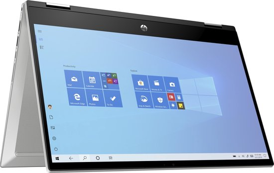 HP Pavilion x360 14-dw1700nd - 2-in-1 Creator Laptop - 14 inch
