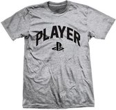 PLAYSTATION - T-Shirt Player (XXL)