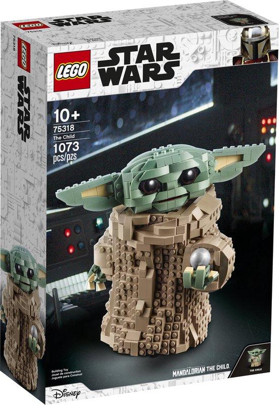 LEGO Star Wars 75318 The Mandalorian