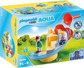 PLAYMOBIL 1.2.3. Aqua Waterglijbaan - 70270
