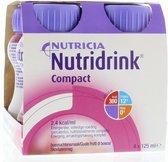 Nutridrink Compact bosvruchten - 4 x 125 ml