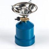 Kemper Gaskooktoestel met windbescherming 2050 W Blauw