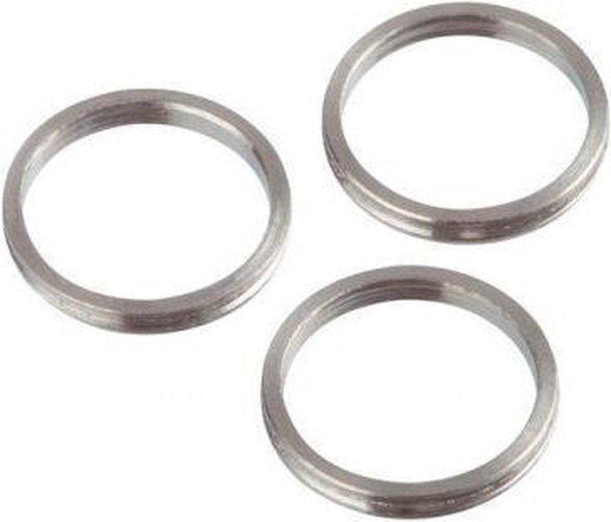Target Pro Grip Shaftringen Zilver