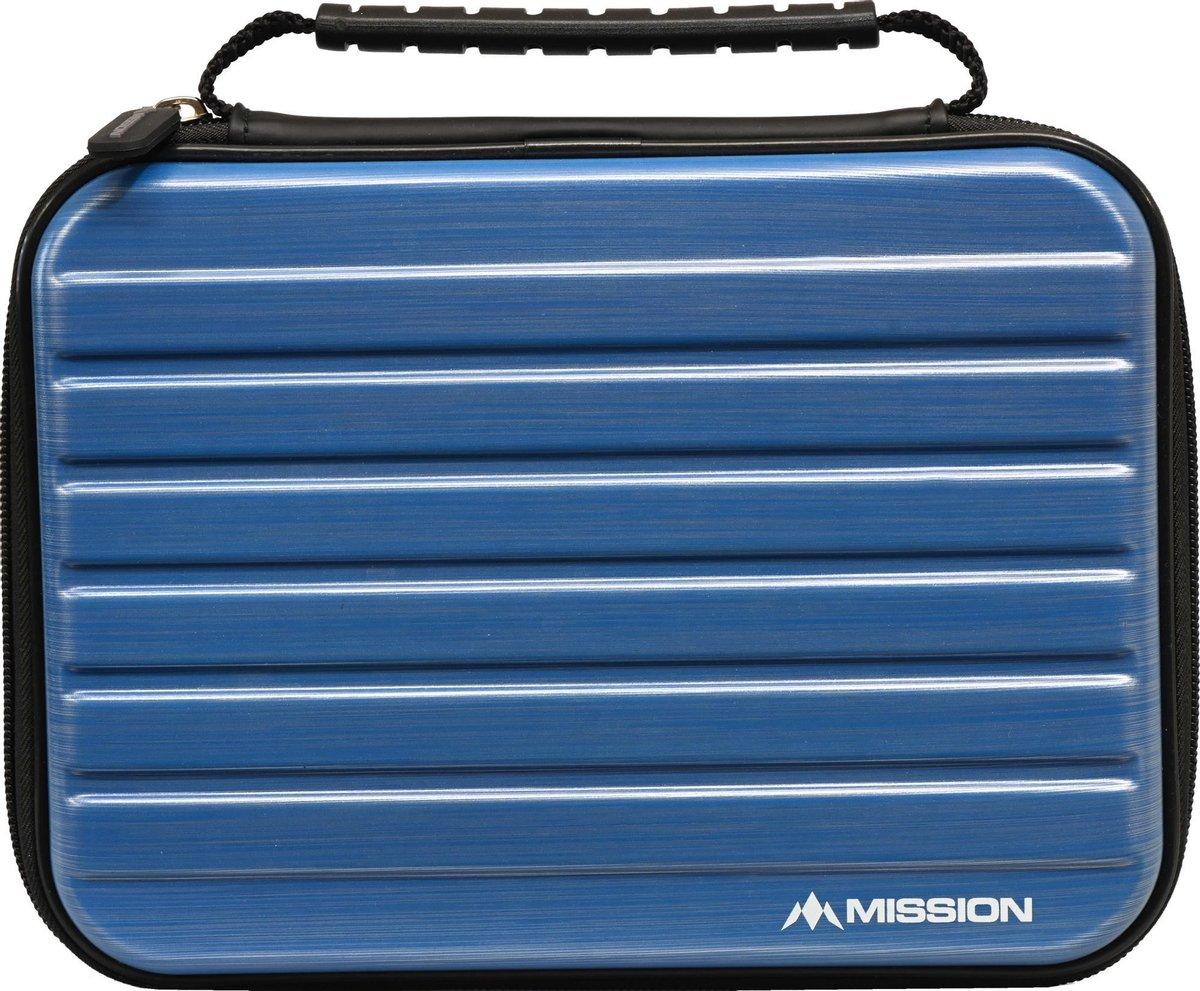 Mission ABS-4 Case Aqua Blue