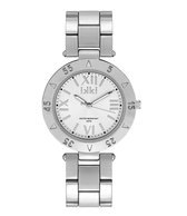 IKKI PAIGE PG01 Horloge - Zilver