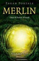 Boek cover Pagan Portals - Merlin van Elen Sentier