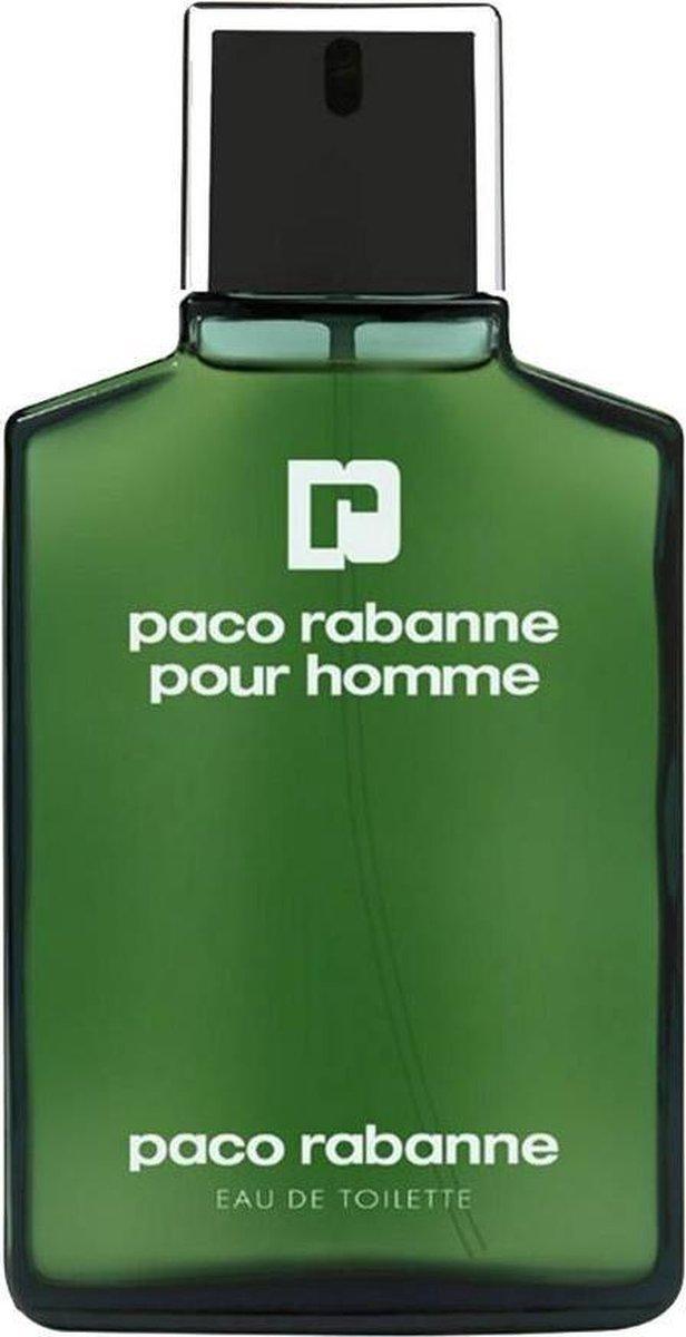 Paco Rabanne Pour Homme 100 ml - Eau De Toilette - Herenparfum - Paco Rabanne
