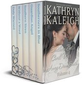 Boek cover Southern Belle Civil War - Away Down South van Kathryn Kaleigh
