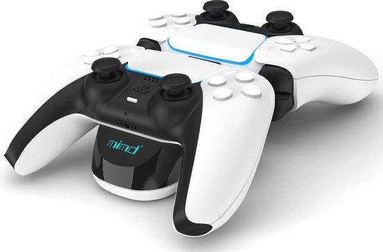 Playstation 5 (PS5) Controller Laadstation - Docking Station - Accessoires - Oplader - Zwart