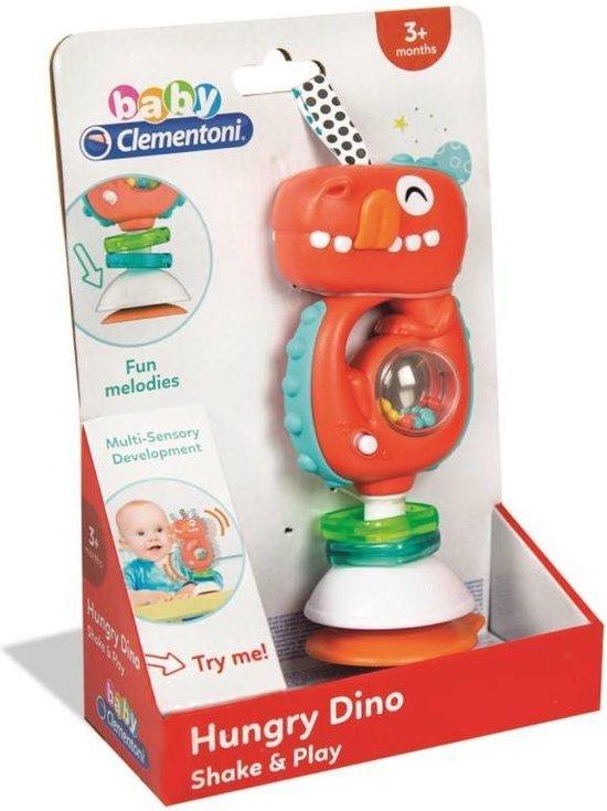 Interactieve Baby Rammelaar Dino Clementoni