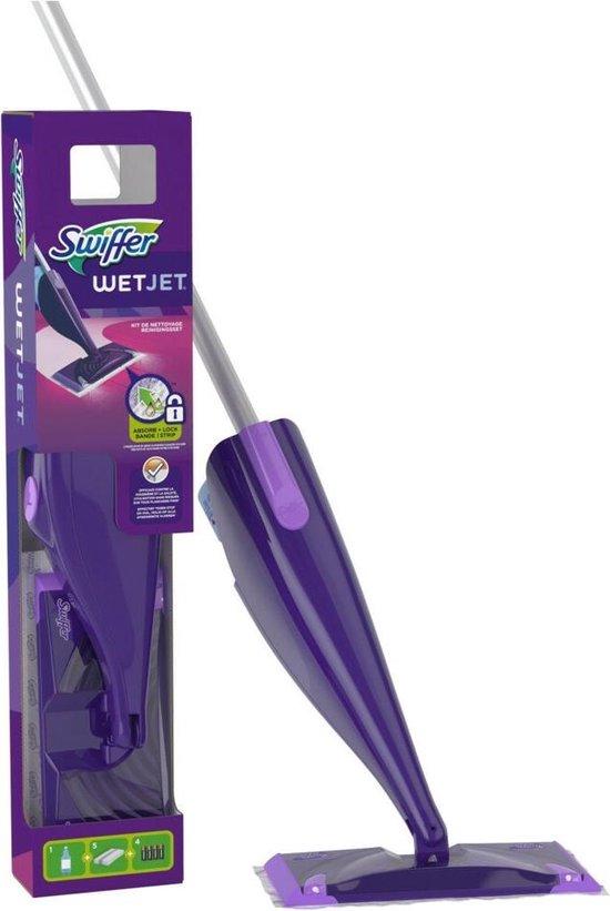 Swiffer WetJet Startset - Alles-in-een Dweilsysteem - Voor iedere vloer