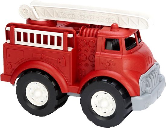 Green Toys – Brandweerauto