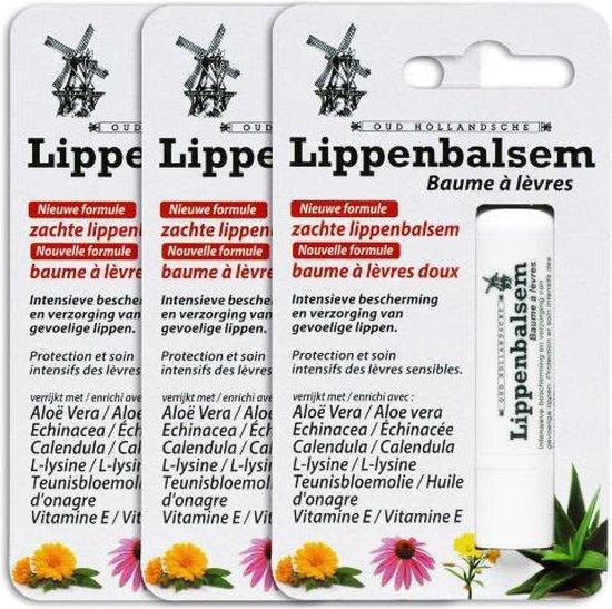 Sport Lavit Oud Hollandsche lippenbalsem