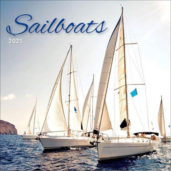 Sailboats / Zeilboten Kalender 2021