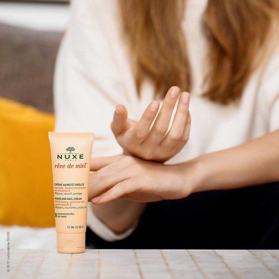 Nuxe Rêve de Miel Hand and Nail Cream Hand- en Nagelcrème - 50 ml