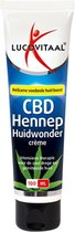Lucovitaal - Hennep CBD Huidwonder Crème - Bodycrème