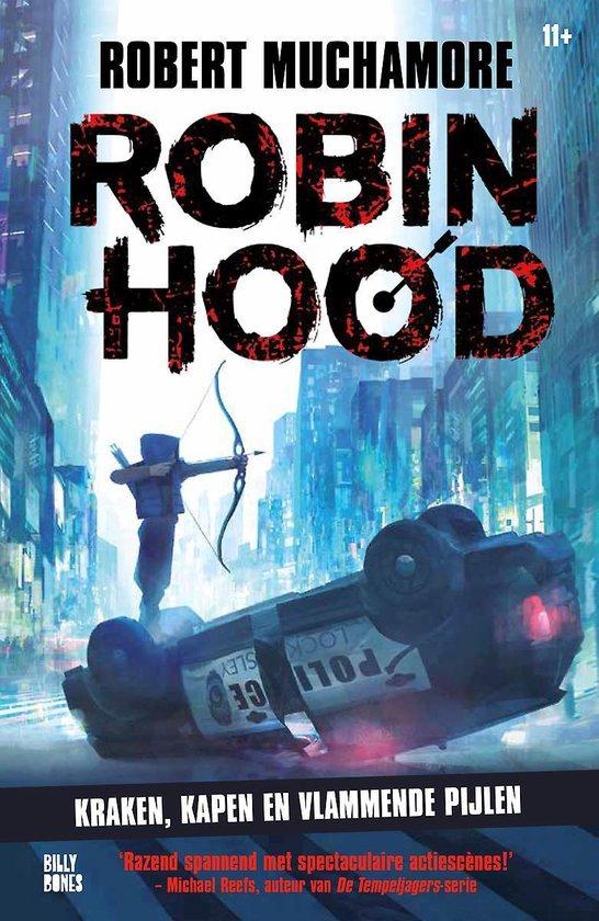 Boek cover Robin Hood van Robert Muchamore (Hardcover)