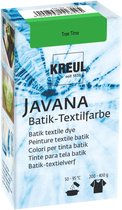 Javana Groene Batik Textile Dye - 70ml tie dye verf
